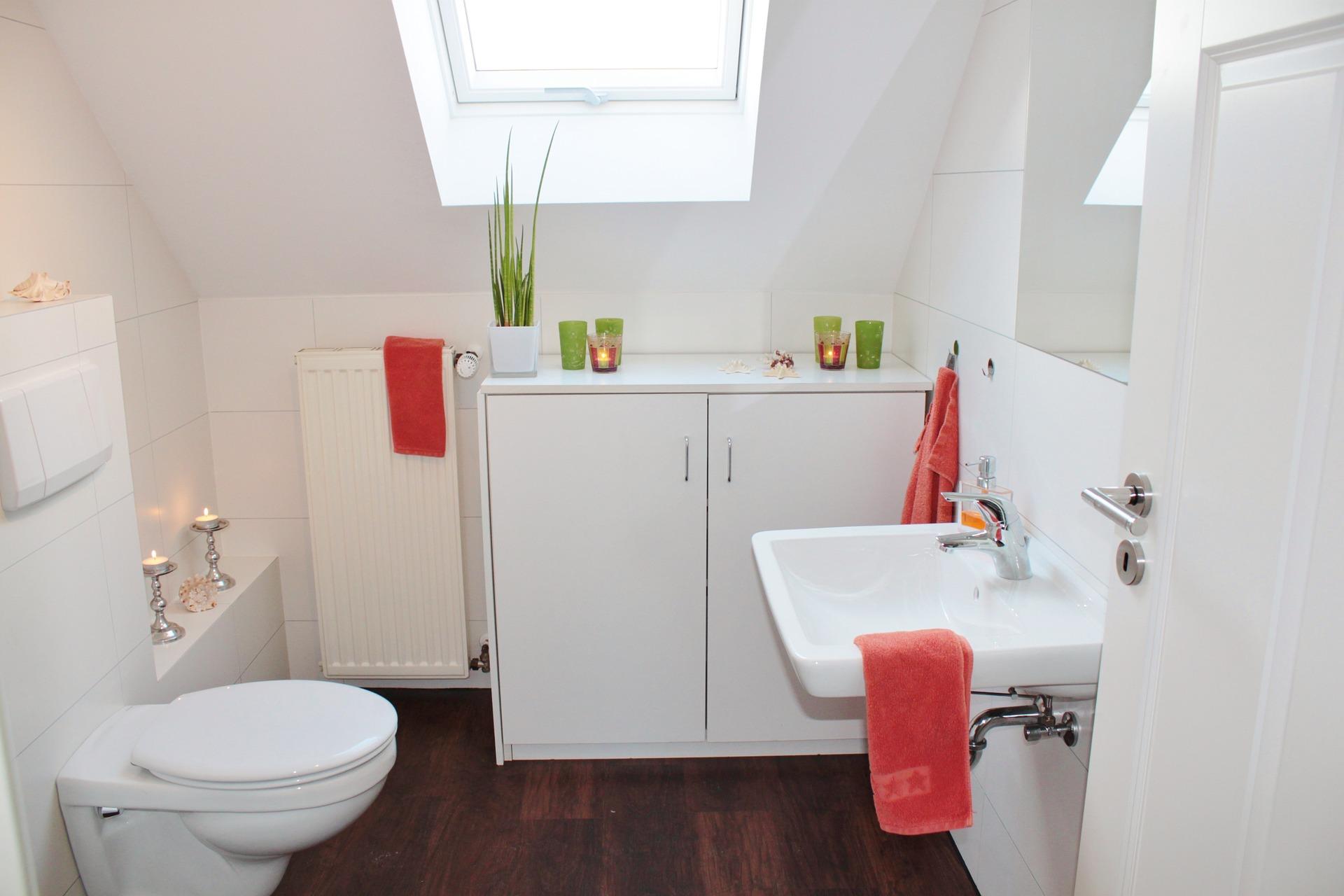 Das Bad bin ich bathroom-1228427