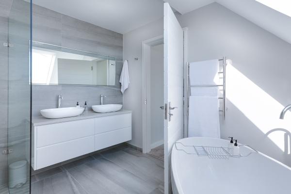 Das Bad bin ich modern bathroom